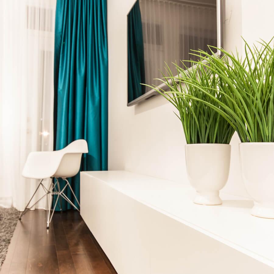 Alami Residence-Living room