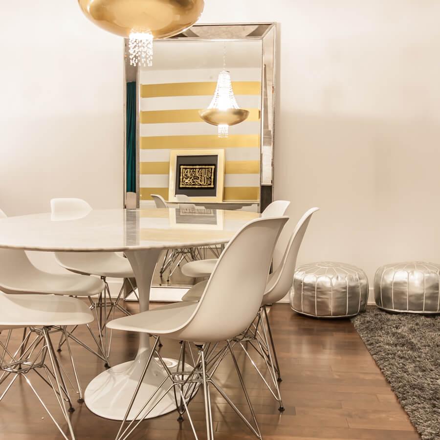 Alami Residence-Dining room