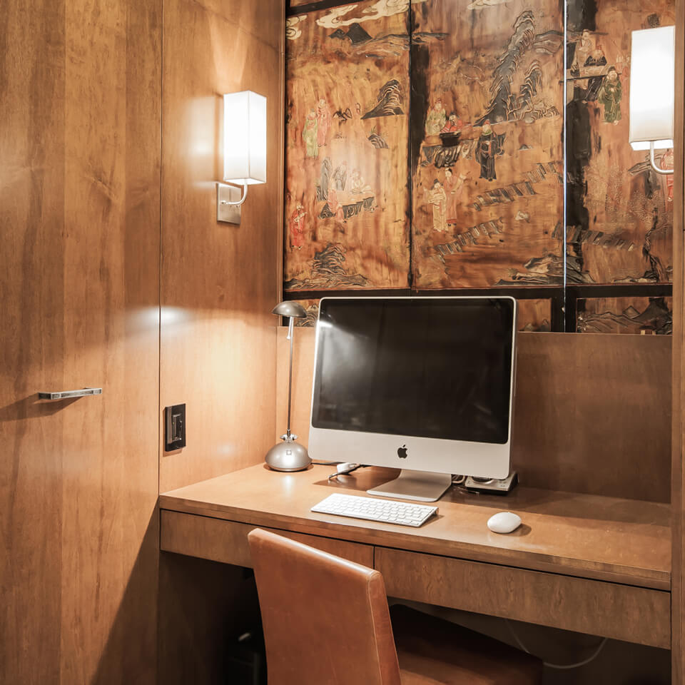 Baillargeon Residence-Bedroom