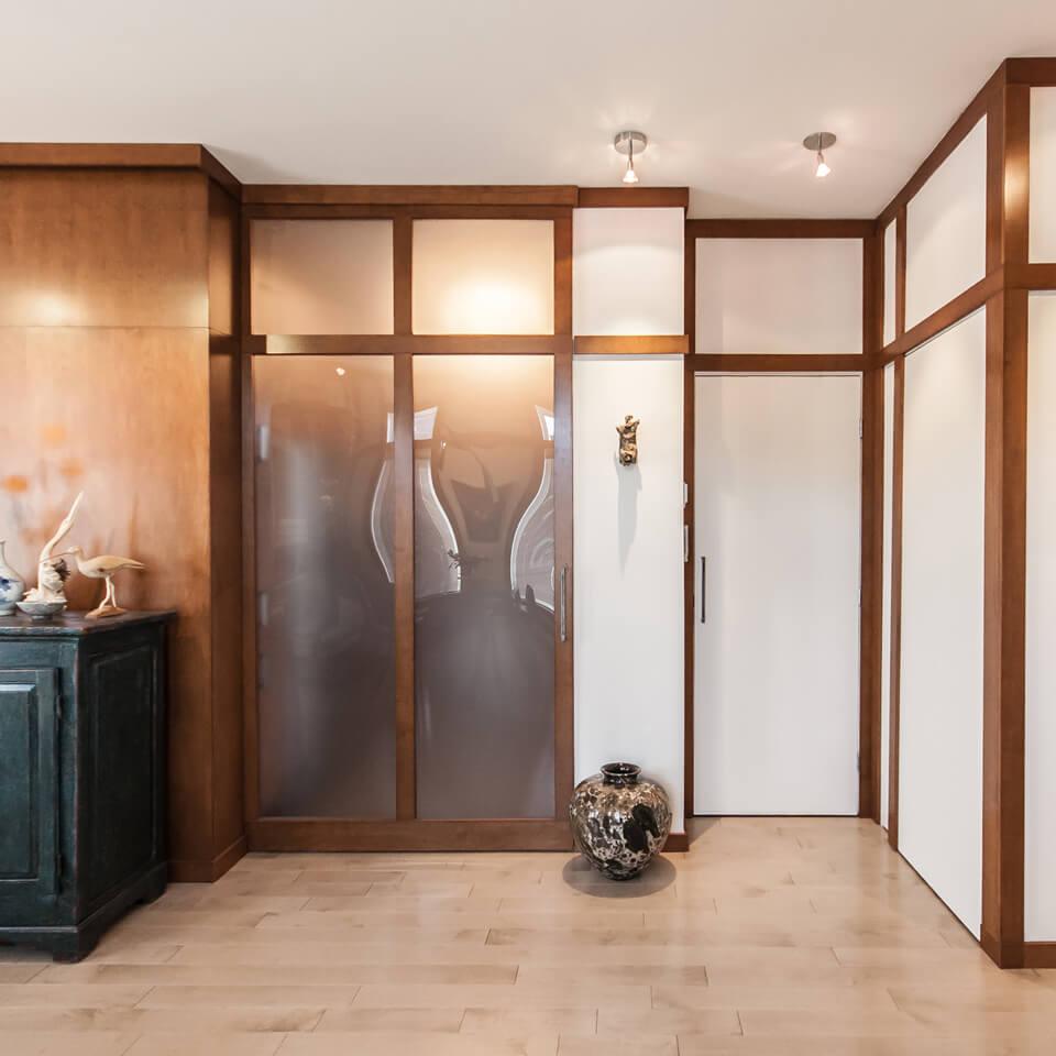 Baillargeon Residence-Kitchen