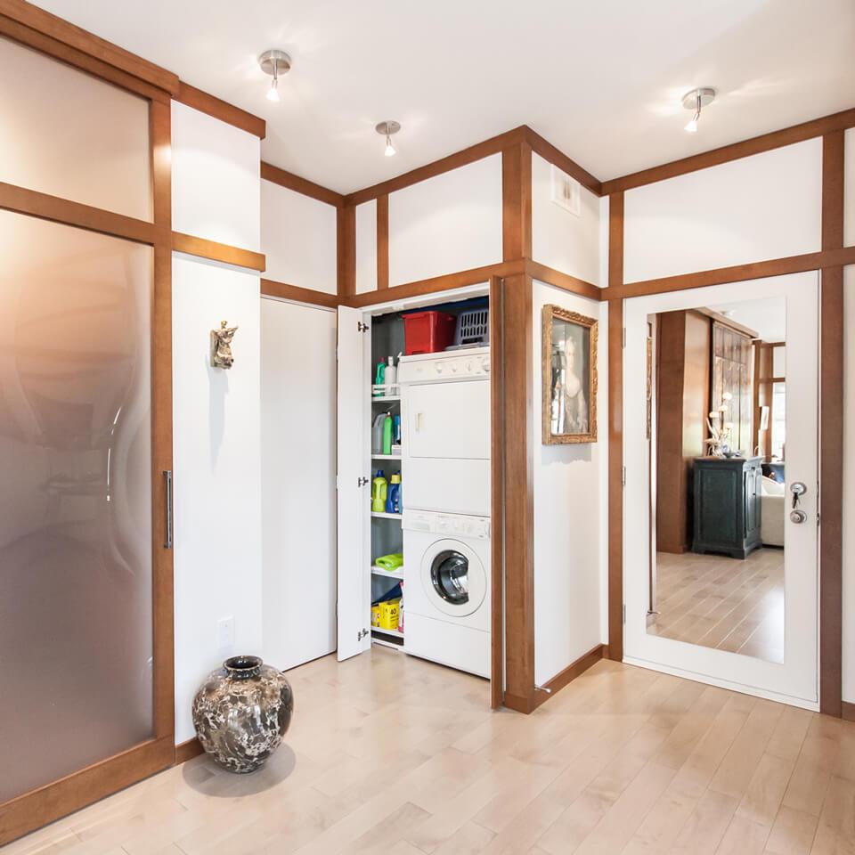 Baillargeon Residence-Storage