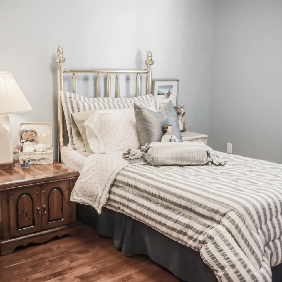 Boucher Residence-Bedroom