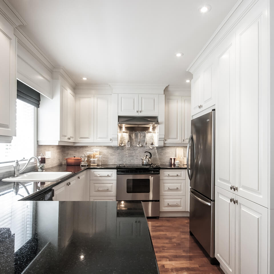 Boucher Residence-Kitchen