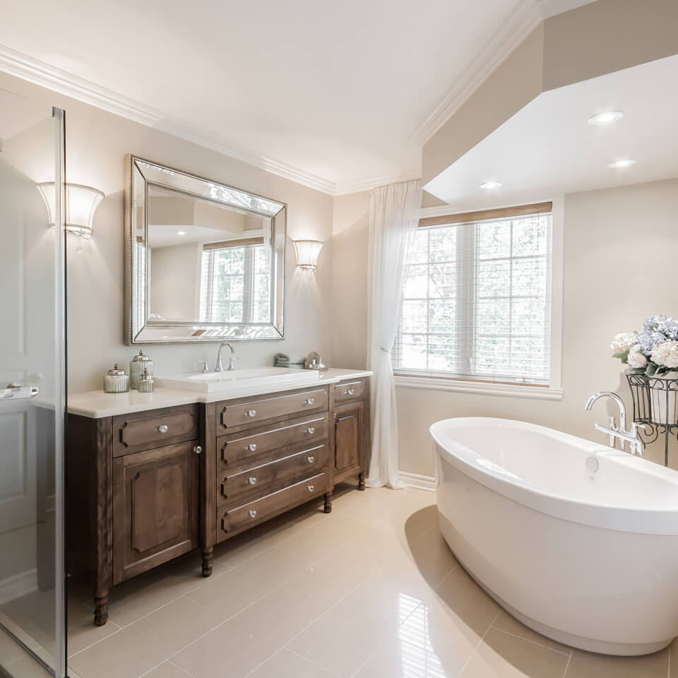 Boucher Residence-Bathroom