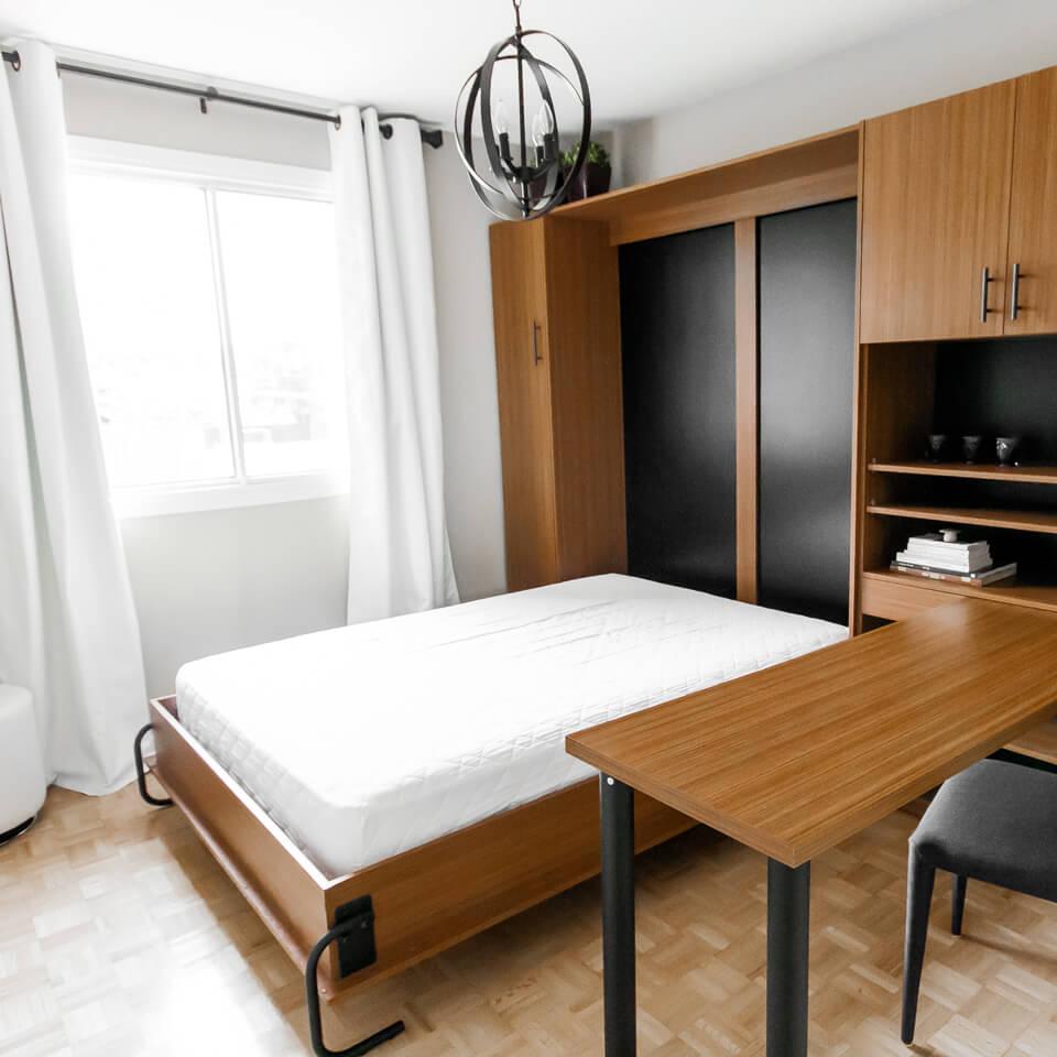 Bourgault Residence-Storage