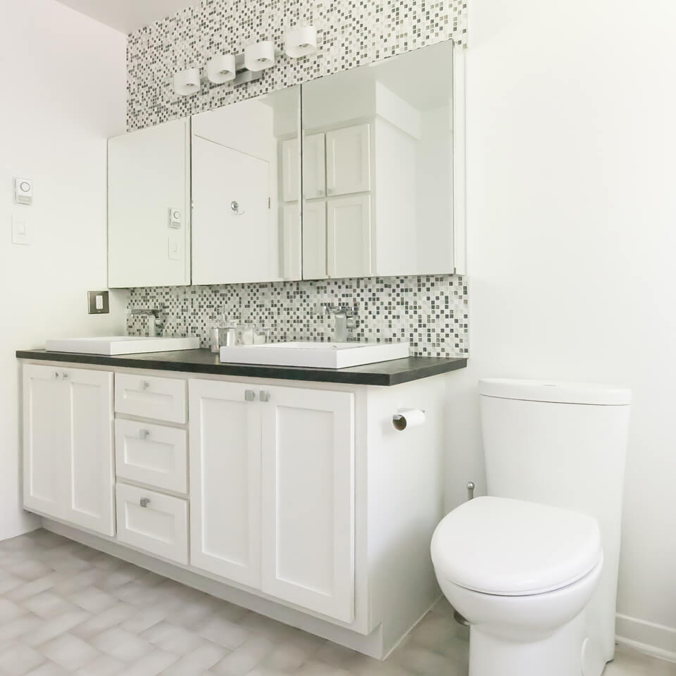 Bourgault Residence-Bathroom