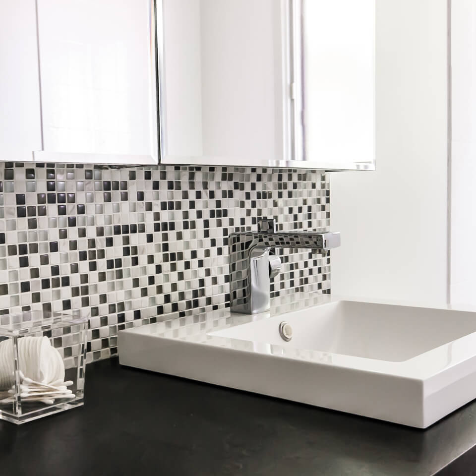 Bourgault Residence-Bathroom