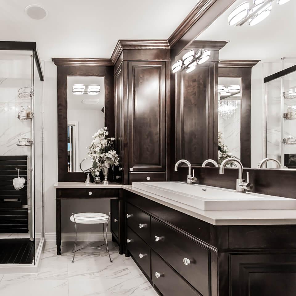 Résidence Caissy-Salle de bain