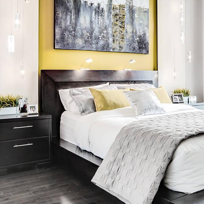 Fugère Residence-bedroom