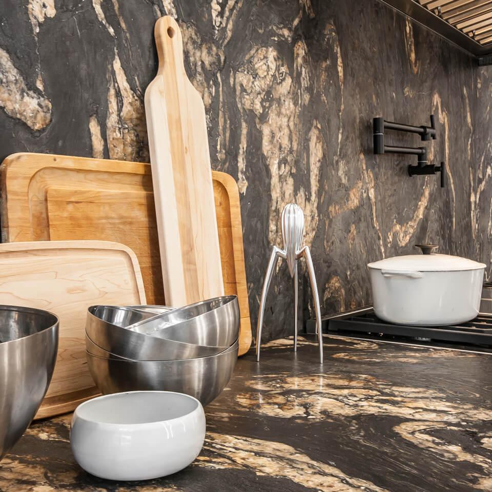 Klein Residence-Kitchen