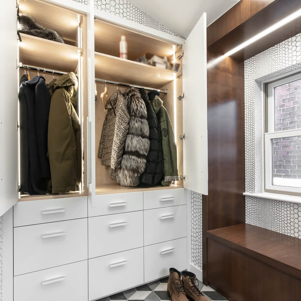 Klein Residence-Storage